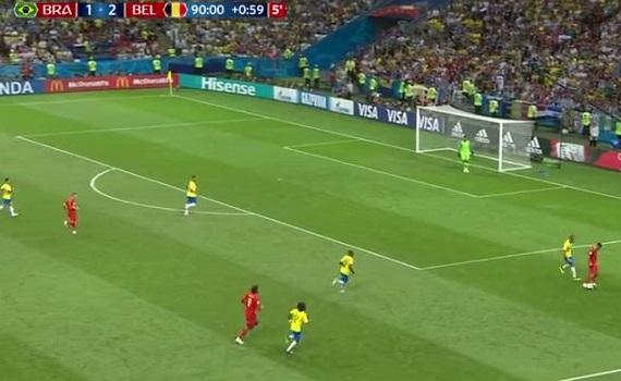 Ascolti Tv 6 luglio vince Belgio-Brasile col 44,53%