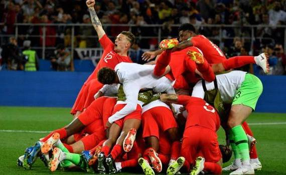 Curve ascolti Tv 3 luglio 2018: Colombia-Inghilterra fa il picco con i rigori