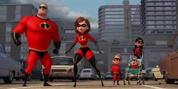 A Giffoni l'anteprima assoluta del film di animazione Gli Incredibili 2