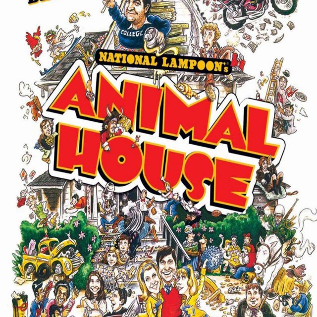 Mediaset celebra I 40 anni del film cult con John Belushi, Animal House