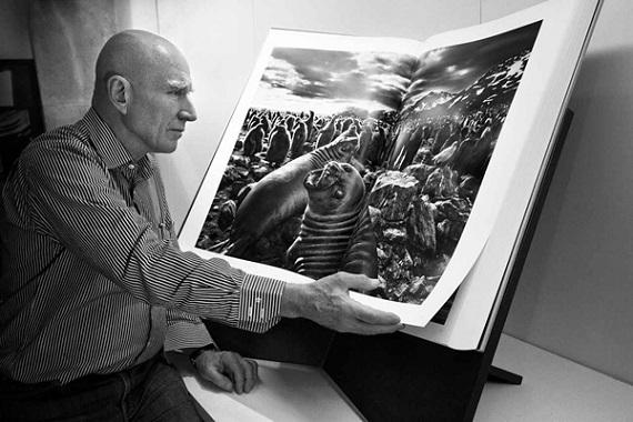 Master of Photography e l'ospite d'eccezione: arriva il grande maestro Sebastião Salgado