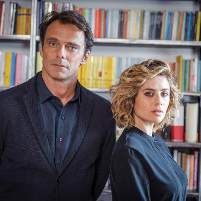Canale 5: al vie le riprese della serie Non mentire con Alessandro Preziosi e Greta Scarano
