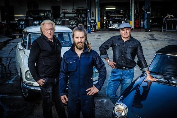 Donald, Nello e Riccardo: chi sono i protagonisti di Affari a 4 ruote Italia