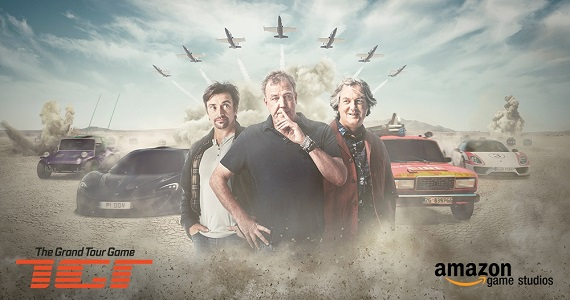 The Grand Tour Game: Jeremy Clarkson e soci sgommano anche su Playstation 4 e Xbox One