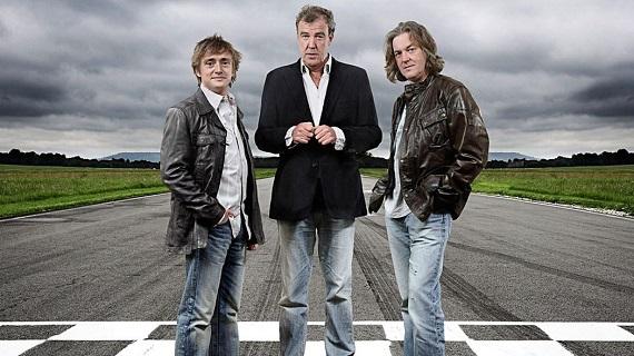Su Spike arriva Top Gear: si parte con una lunga maratona nel weekend
