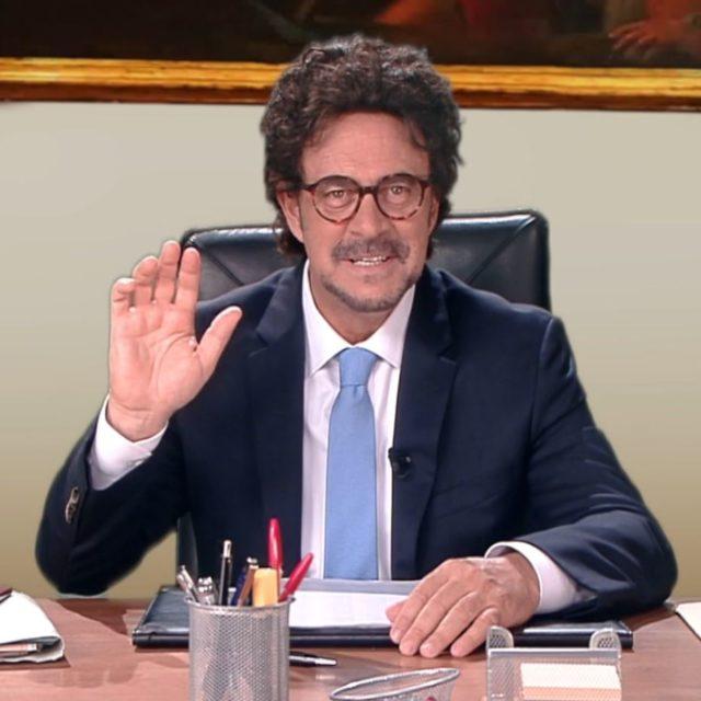 Maurizio Crozza torna sul Nove con un nuovo personaggio: il Ministro Toninelli