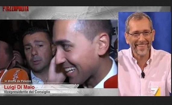 Ascolti tv analisi 27 settembre: Ok Incontrada, bene Formigli e Gruber ancora male Greco e Mediaset