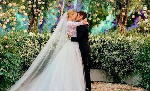 Il matrimonio Ferragni-Fedez ha mandato in pensione la televisione