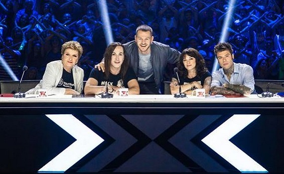 Ascolti tv 6 settembre digital e pay: X Factor 12 non fa il record. Boom Paramount