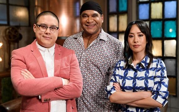 Chef's line – Sfida il ristorante: i migliori cuochi d'Australia su Cielo