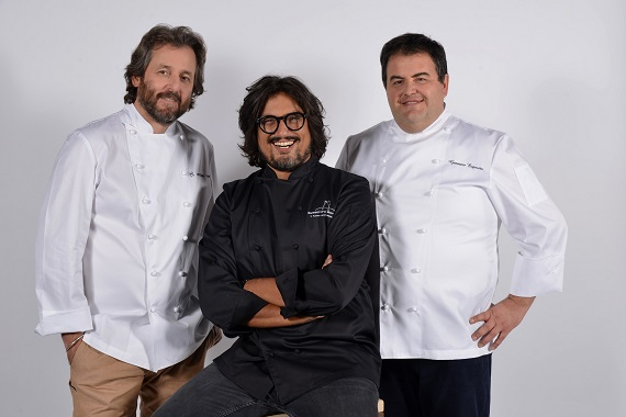 Cuochi d'Italia su TV8: tornano le sfide regionali tra cuochi con chef Borghese