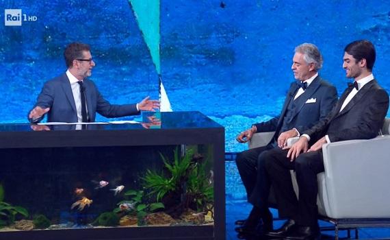 Ascolti Tv 28 ottobre tutti i dati: Fazio in testa, poi Morandi batte il tavolo. Boom Gp su Tv8 e Iene