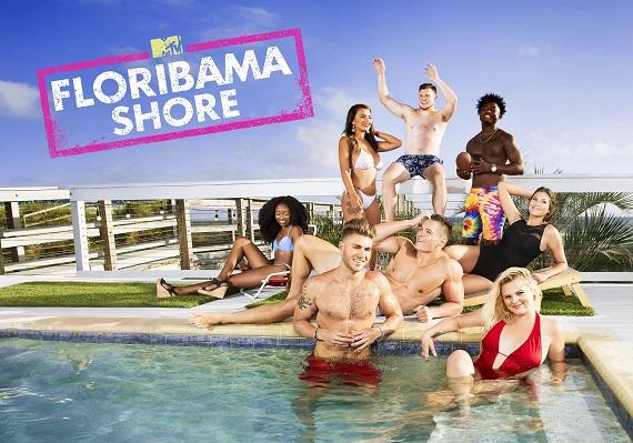 Feste in spiaggia, intrecci, tante prime volte: torna MTV Floribama Shore