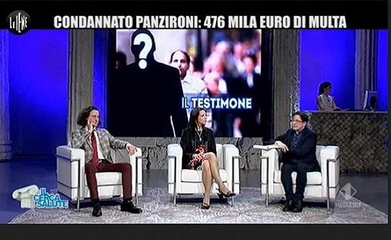 Ascolti tv analisi 7 ottobre: Fazio parte piano, Iene al top con Panzironi. Giletti si arena a Mezzojuso