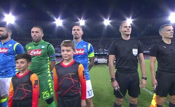 Ascolti Tv 3 ottobre tutti i dati: Napoli-Liverpool 4,8 milioni, Sully 2,6, Sciarelli 2,1. Bene Sky, male Iene