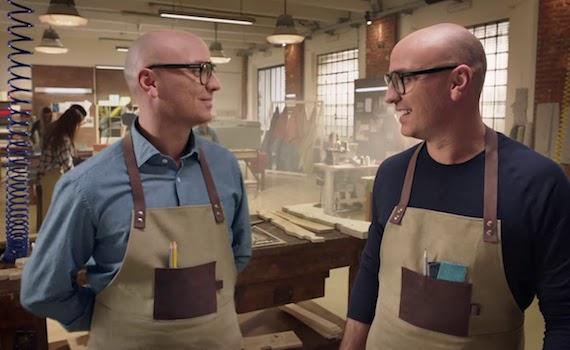 Spot Tv: gli artigiani di Poltrone&Sofà ormai sono insopportabili