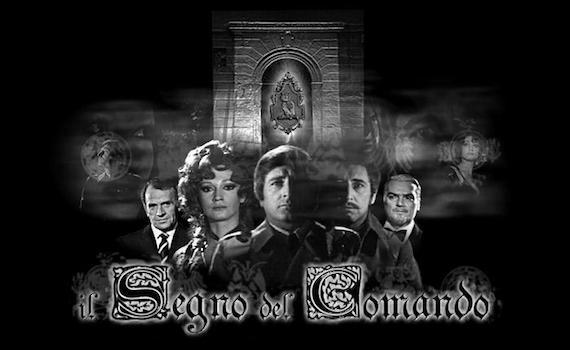 Le indimenticabili sigle della Tv: Il segno del comando, 1971