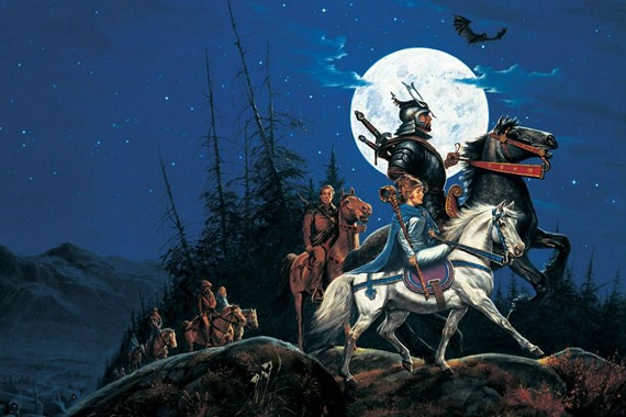 Nuova serie fantasy per Amazon Prime Video: arriva The Wheel of Time