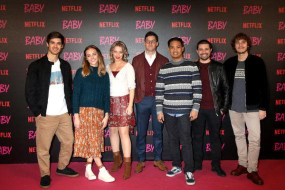 Baby torna su Netflix: al via le riprese della stagione conclusiva