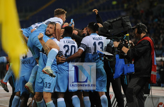 Calcio in tv: Lazio contro il Limassol in Europa League su Tv8