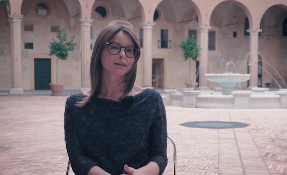 Lucia Annibali censura l'intervista al suo aggressore