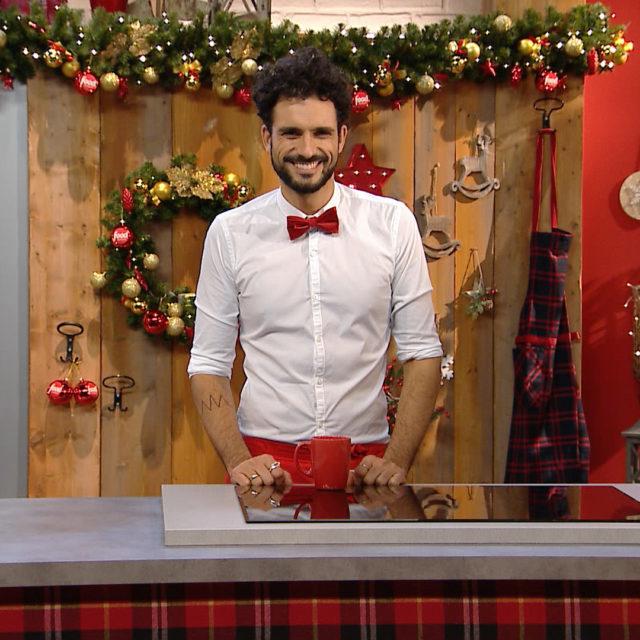 Da oggi per tutto dicembre il Natale in cucina con Food Network