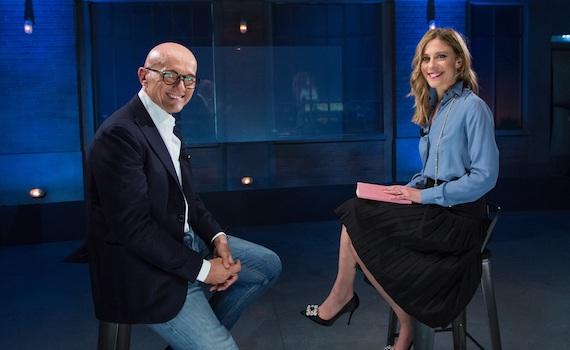 La prima Belva intervistata da Francesca Fagnani è Alfonso Signorini