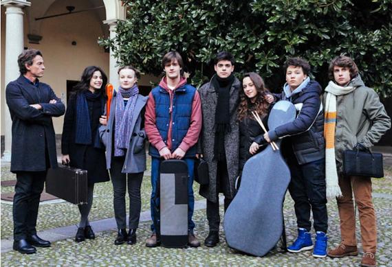 La compagnia del Cigno, la nuova fiction Rai che racconta la musica