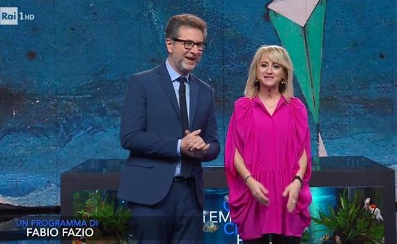 Top&FlopAuditel 17 novembre: Fabio Fazio batte ancora Canale5
