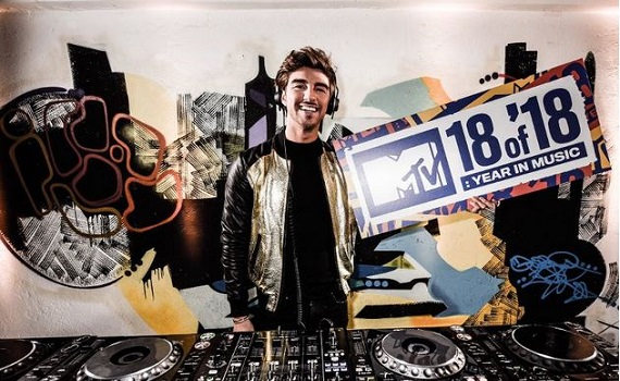 MTV ha scelto le migliori canzoni dell'anno. Oggi alle 20.00 le presenta Andrea Damante