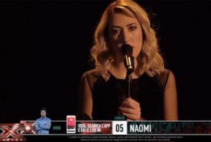 Naomi X Factor