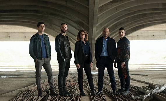 Suburra, la serie: a febbraio la seconda stagione su Netflix