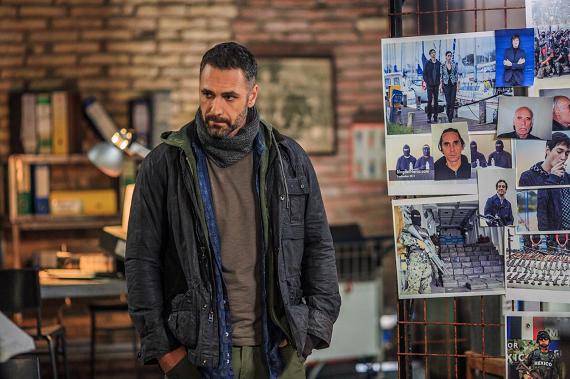 Ultimo – Caccia ai Narcos: Raoul Bova torna nelle vesti del capitano dei Carabinieri