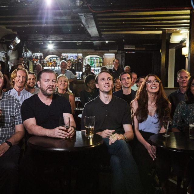After Life, la nuova comedy  originale con Ricky Gervais, dall'8 marzo su Netflix