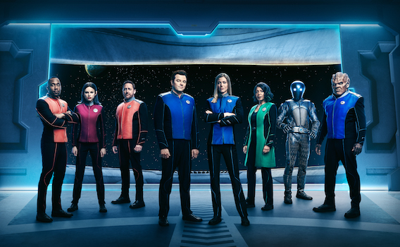 The Orville 2, la parodia di Star Trek su Fox