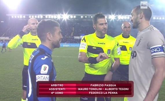 Ascolti Tv 30 gennaio tutti i dati: Atalanta-Juventus boom a 7 milioni, tiene 55 Passi Nel Sole a 3, Chi l'ha visto? ok a 2,4