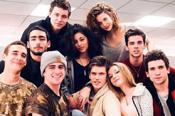 Elite: la seconda stagione nel 2019 su Netflix
