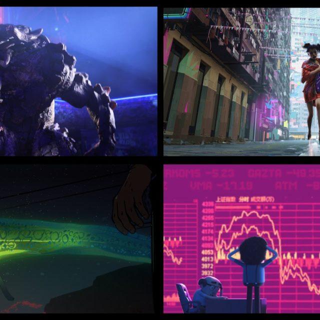 Netflix annuncia Love, Death & Robots, la sua prima serie tv animata antologica