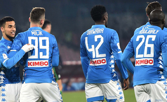 Torna l'Europa League su Sky e TV8: le partite di Inter, Lazio e Napoli