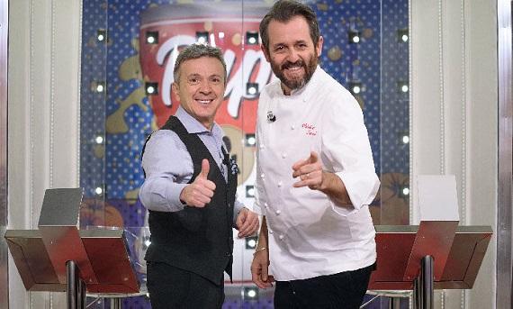 Cristiano Tomei: Da chef anarchico, racconto la cucina divertendomi con Pupi e Fornelli