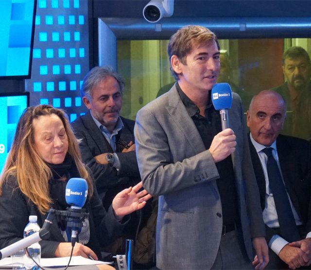 RadioUno cambia look e richiama in servizio volti tv come Gianluca Semprini e Marco Liorni