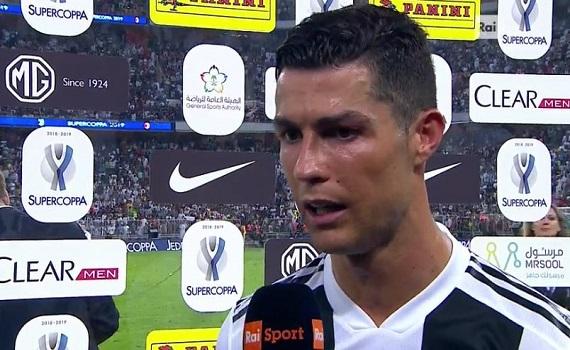Ascolti tv analisi 16 gennaio: Ronaldo al top con la Supercoppa. Argentero meglio di Sciarelli ed Efron