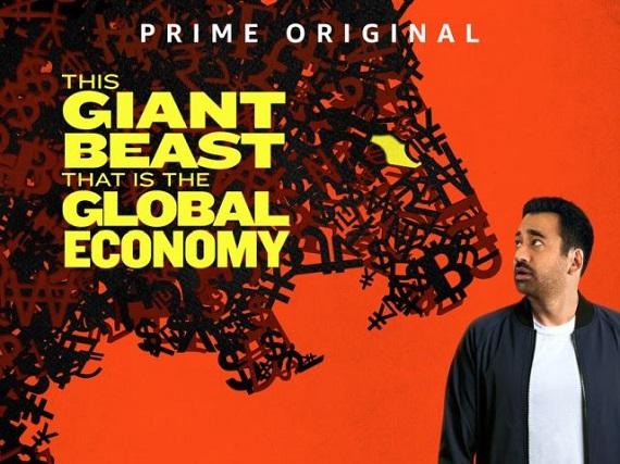 Pregi e follie dell'economia globale: su Prime Video arriva This Giant Beast that is the Global Economy