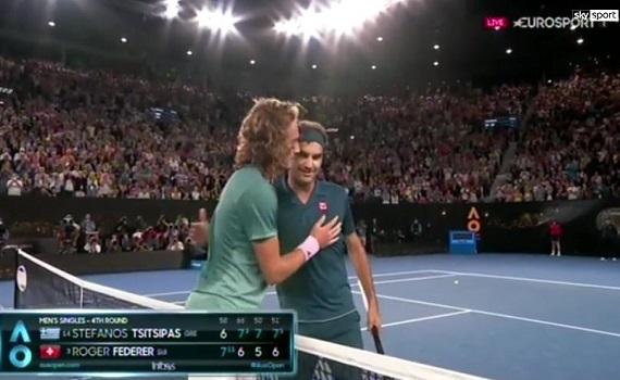 Ascolti tv 20 gennaio 2019 digital e pay: Federer-Tsitsipas 0,9%. Napoli-Lazio 6,3%. Barbieri convince anche in Hotel