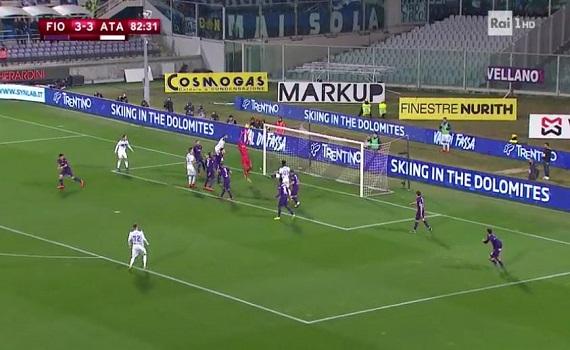 Ascolti Tv 27 febbraio tutti i dati: Fiorentina-Atalanta 4,6 milioni, Isola 2,8, Porta Rossa 2,6, Sciarelli 2,1