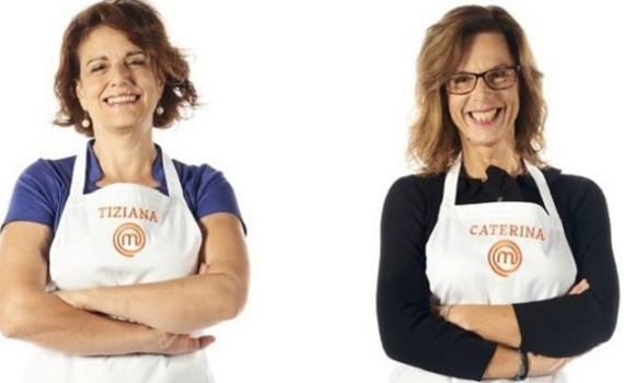 Caterina e Tiziana, Masterchef 8: Chef Locatelli è bravissimo, ci sono piaciuti Gilberto, Guido, Virginia e Gloria