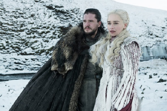 Game of Thrones: stasera su Sky Atlantic la replica dell'ultimo episodio della stagione conclusiva