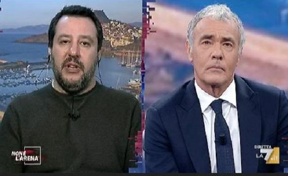 Ascolti tv analisi 17 febbraio: Preziosi regola Fazio (con Renzi). Ok Giletti (con Salvini).  Le Iene e Wanda Nara leader notturni