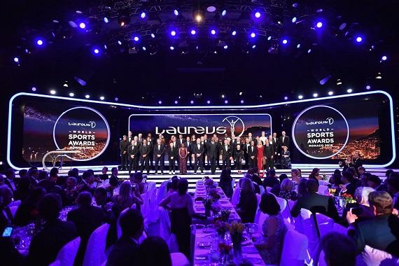 Laureus World Sports Awards 2019: tutta la cerimonia su Sky Sport