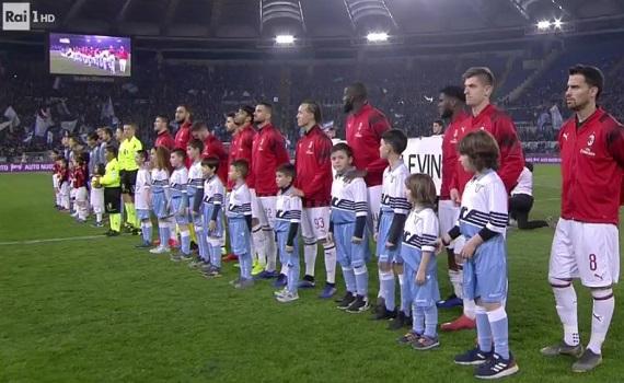 Ascolti Tv 26 febbraio tutti i dati: Lazio-Milan 5,4 milioni, boom Il Collegio a 2,3, Iene 1,8, Segreti e delitti 1,7, Floris 1,3